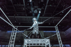 A Clockwork Orange, George Caple as Alex-Photograph by Marc Brenner 580