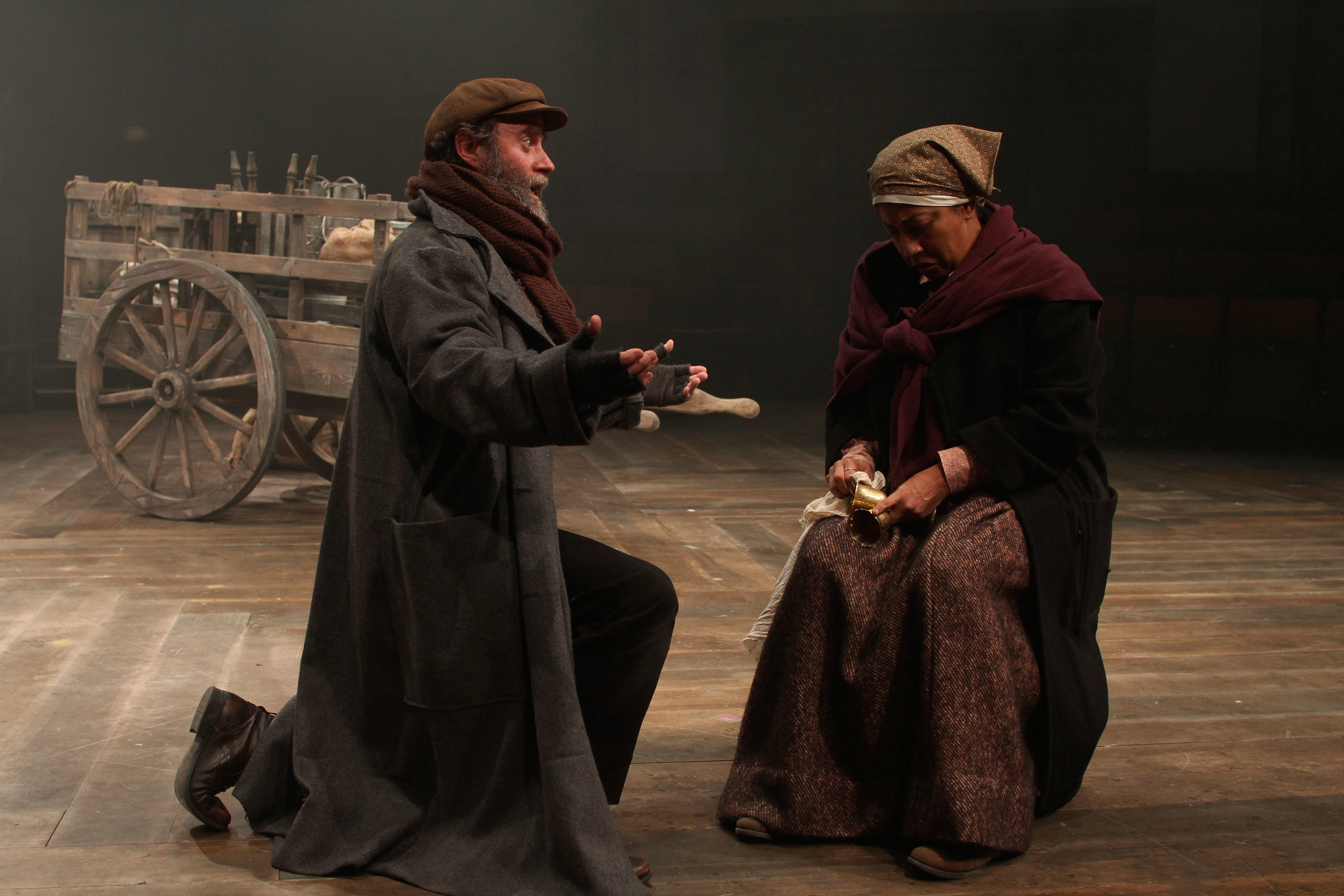 # Fiddler on the Roof_Patrick Brennan & Melanie La Barrie_by Stephen Vaughan IMG_1673
