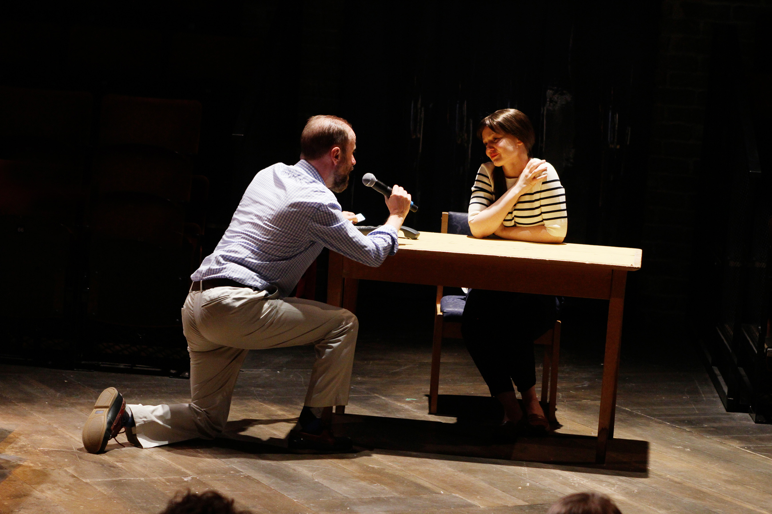 Patrick Brennan & Laura Dos Santos in The Sum, photograph by Stephen Vaughan IMG_2554