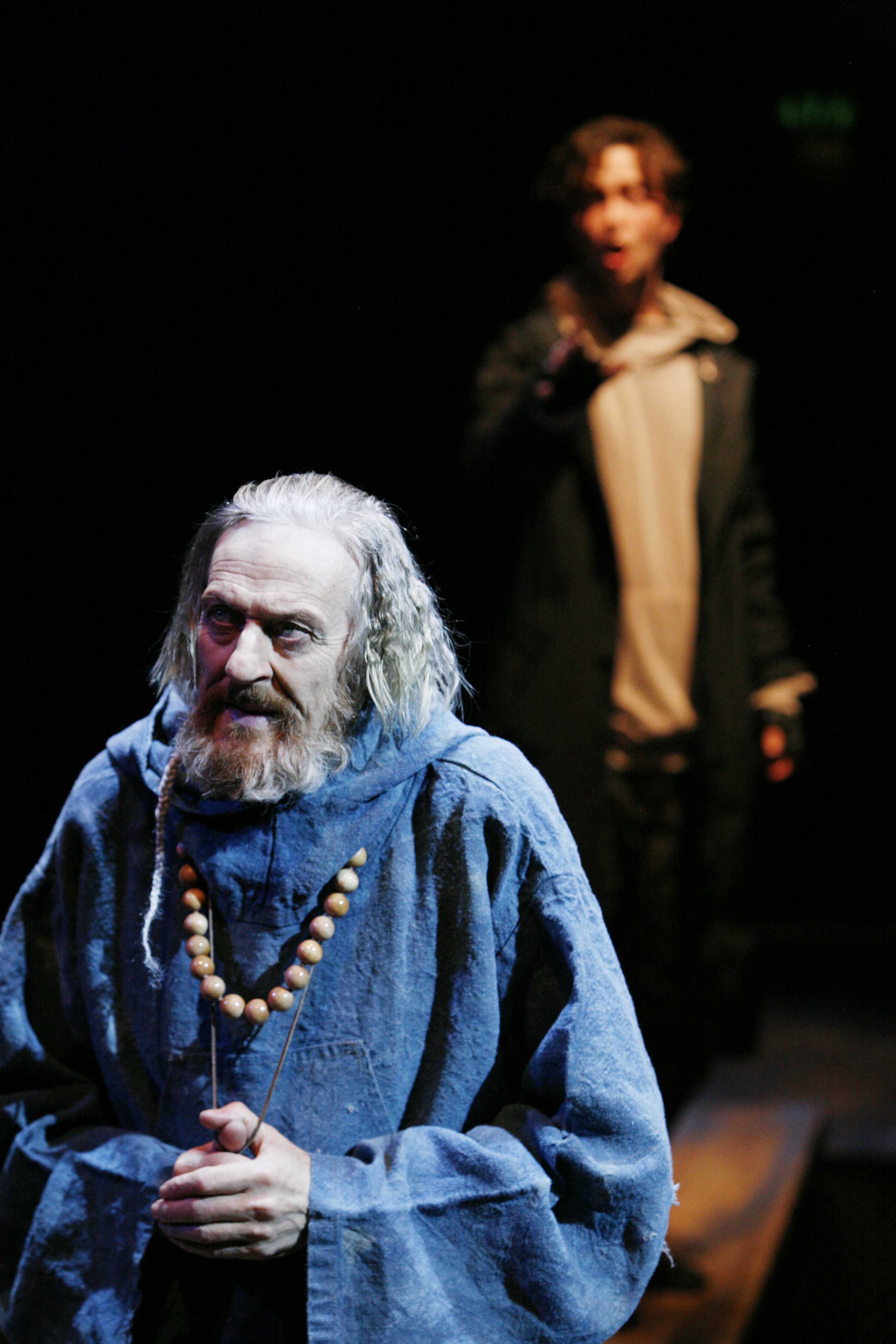 Richard Bremmer & George Caple in Romeo & Juliet, photo by Gary Calton GC270517034