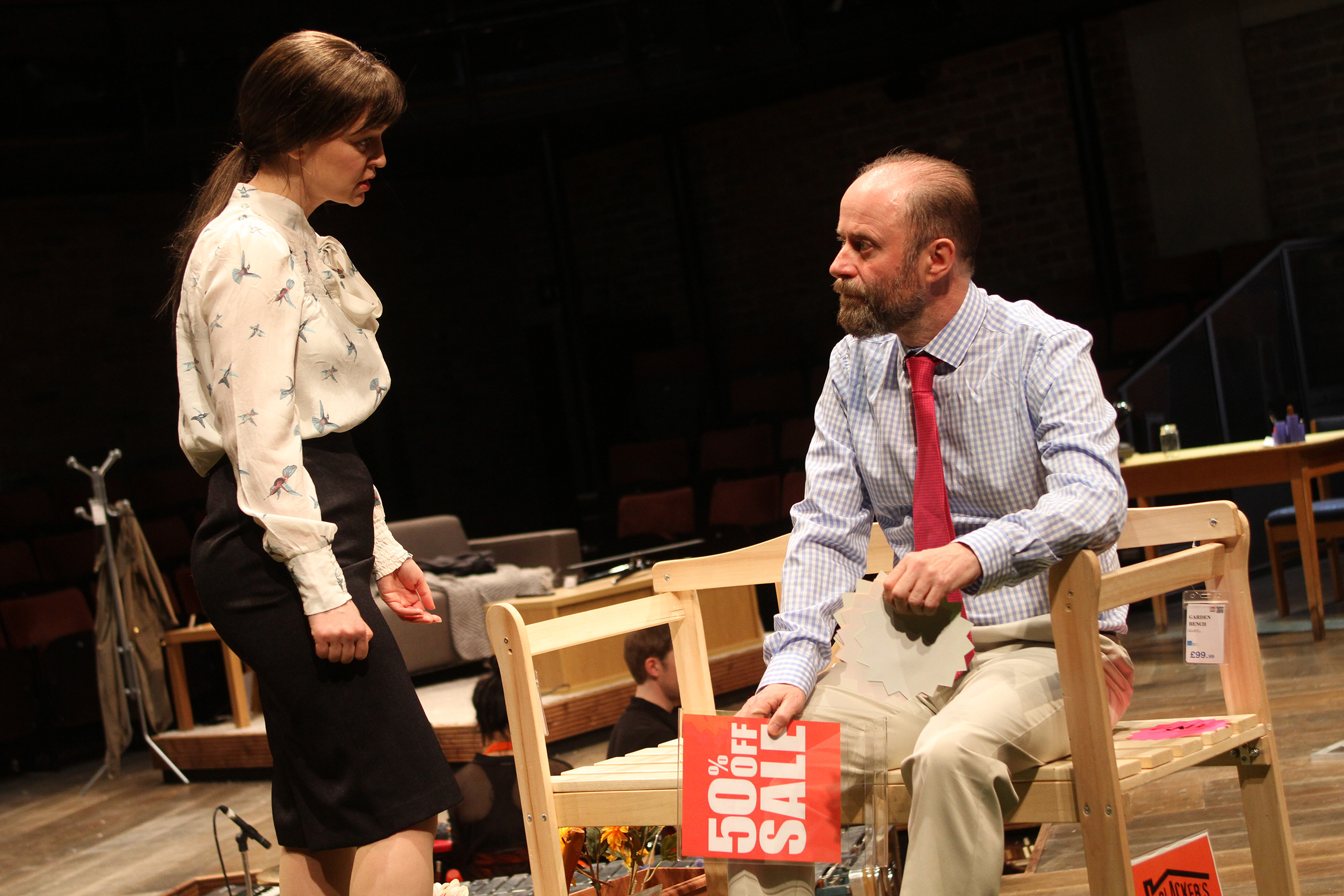 Laura Dos Santos & Patrick Brennan in The Sum, photograph by Stephen Vaughan IMG_2441 #