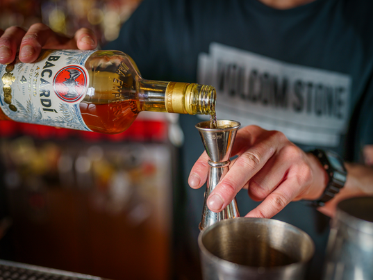 National Rum Month with Bacardi Bars