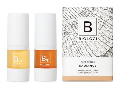 Bqk – Radiance Face Serum  Morning Serum Kakadu Plum + Evening Serum Quandong  2