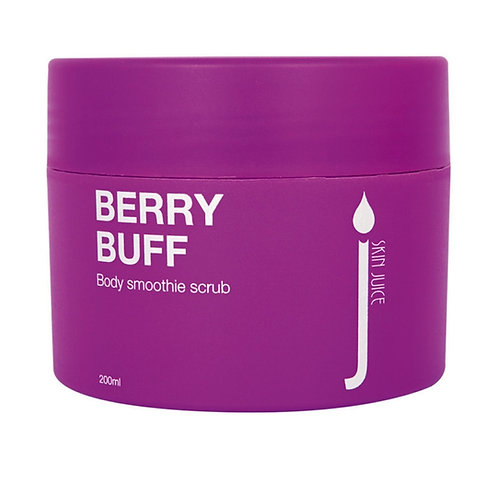BERRY BUFF Body Smoothie Scrub