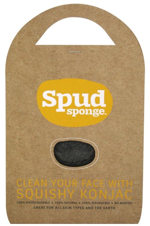 SPUD SPONGE Chsrcoal