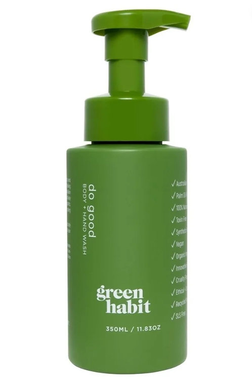 Green Habit Do Good Hand + Body Wash