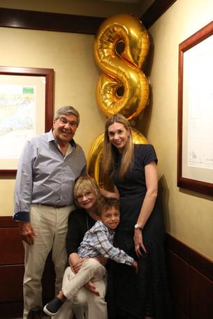 Poppi's 80th Birthday!