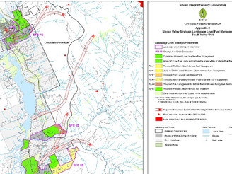 NEW & UPGRADED SLOCAN VALLEY STRATEGIC LANDSCAPE LEVEL WILDFIRE PROTECTION PLAN RELEASED