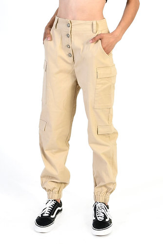 DEMI BEIGE PANTS
