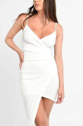 KYLIE WHITE DRESS