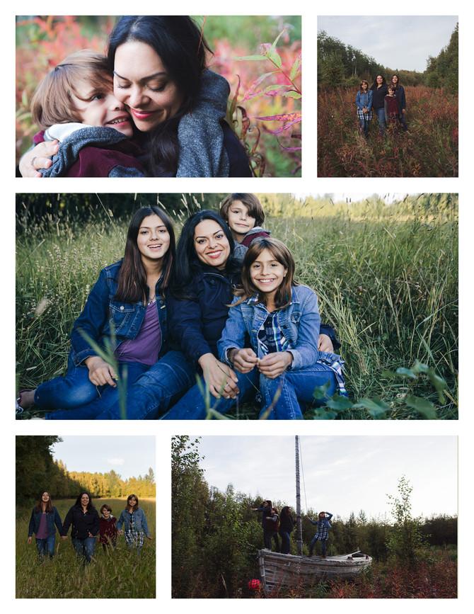 Davidson | Wasilla Family Session