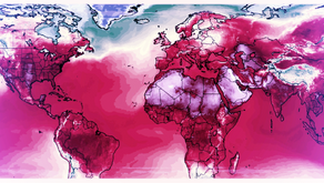 Climate change: Red Hot Planet