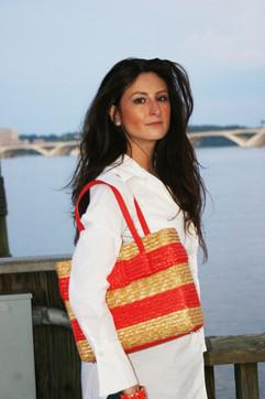 Finley Shirt, Kate Spade bag