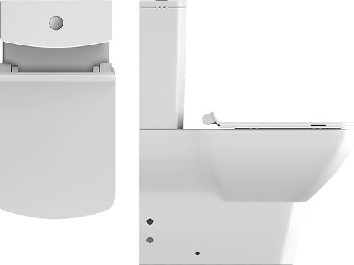 Soluzione VI - Back to Wall Close-Coupled WC