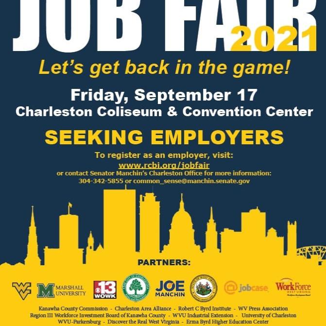 Senator Joe Manchin III Job Fair