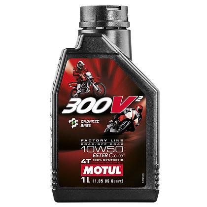 Motul 300V2 Factory Line 10w50