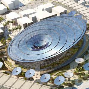 Terra - Sustainability Pavilion at the 2020 Dubai world expo stimulates co-creation