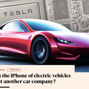 Who will be the winners of the car industry?
