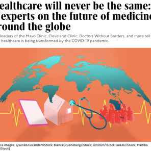 Healthcare transformation is inevitable