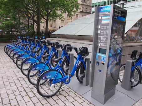 Bike sharing boosts bicycle commuting