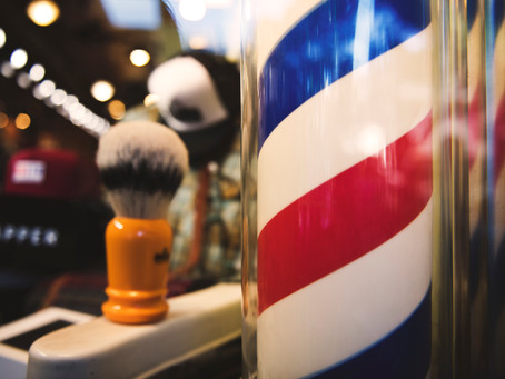 The rise of barber shops may signal a structural market transition