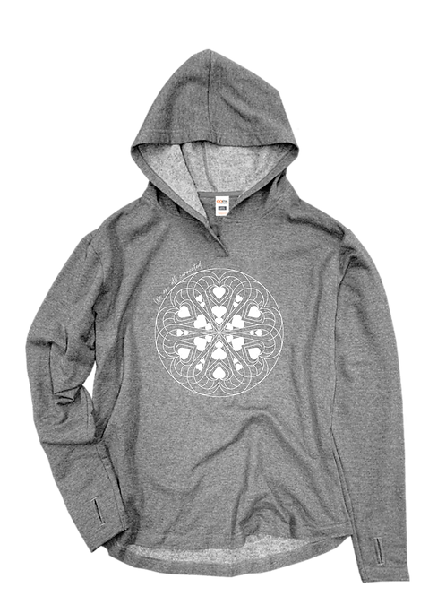 Connected Hoodie (Gray)
