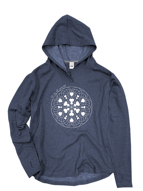 Connected Hoodie (Navy)