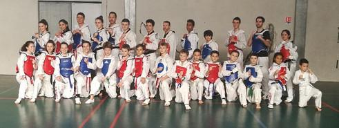 Interclub Saint Aubin-Castelnaud-Royan 19.01.2019