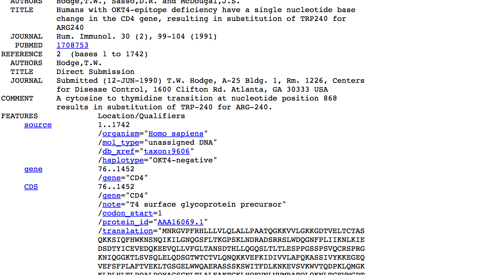 Database Analysis-Sequence Retrieval (6)