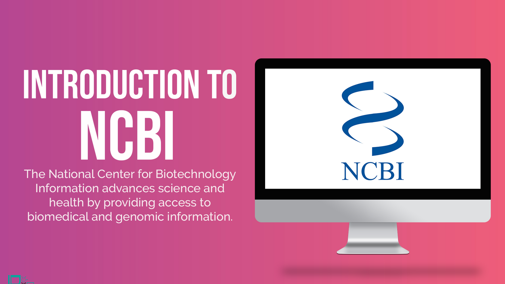 Introduction To Ncbi.mp4