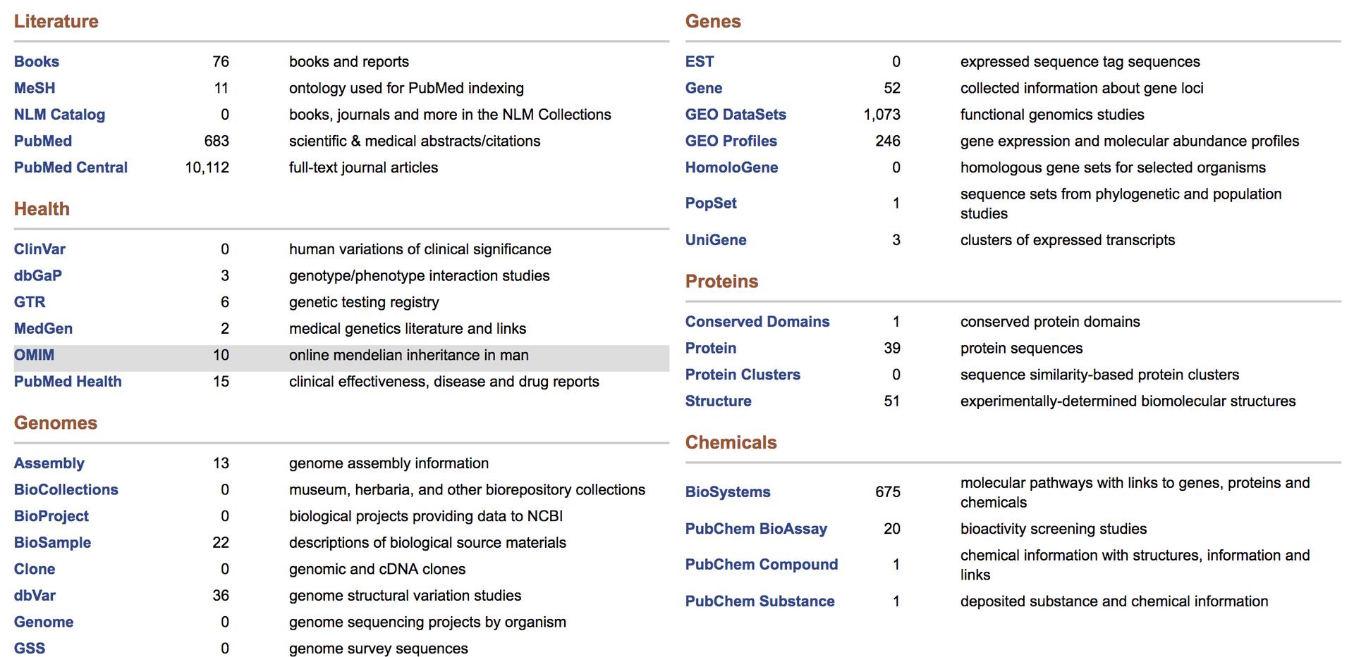 Database Analysis-Sequence Retrieval (8)