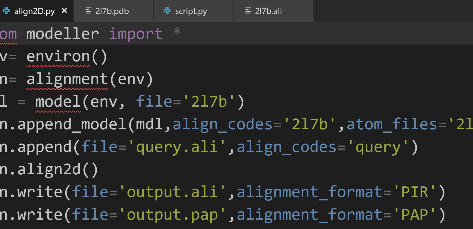 Python Scripting-MODELLER (2).png