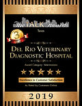 TALK 2019 Del Rio Veterinary Diagnostic