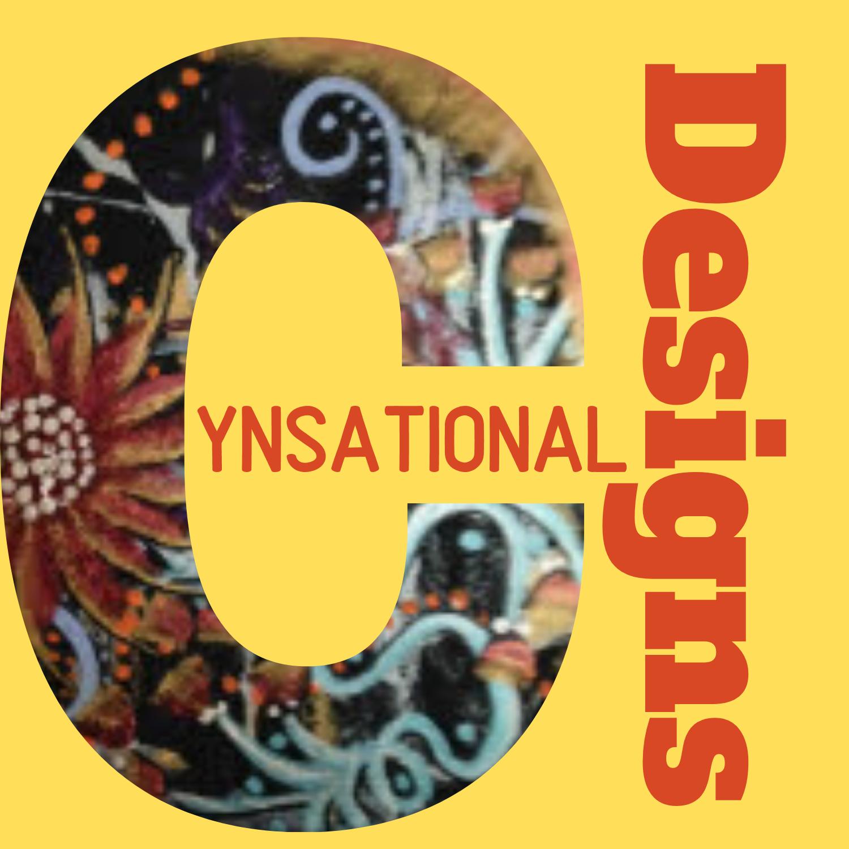 Cynsational Designs Logo