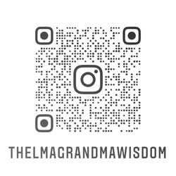 QR Codes thelmagrandmawisdom_nametag