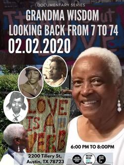 Grandma Wisdom Looking Back - Copy