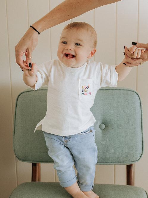 T-Shirt Cool Like Mama - Infantil