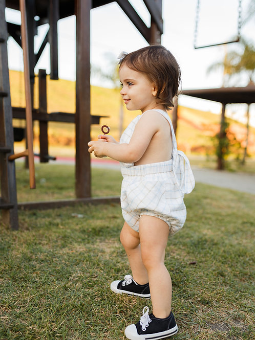 Jardineira Gaia - baby
