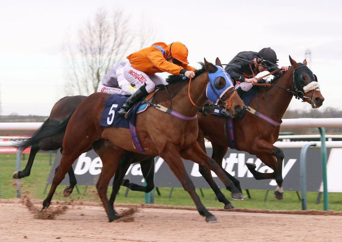 Samovar Doubles Up At Southwell