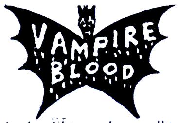 VAMPIRE BLOOD