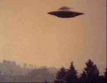ACTUAL AREA 51 UFO PHOTO