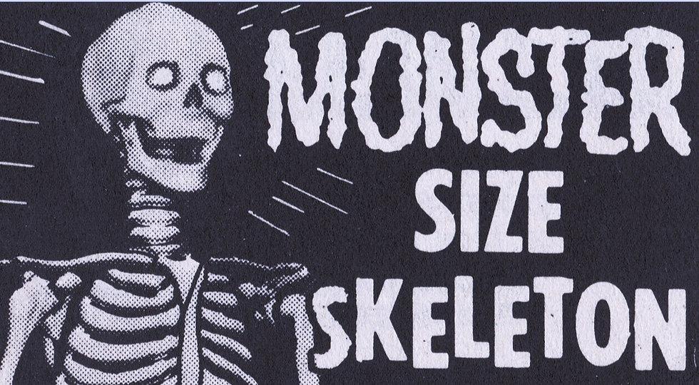 MONSTER SIZE SKELETON (BoneyThe Skeleton)