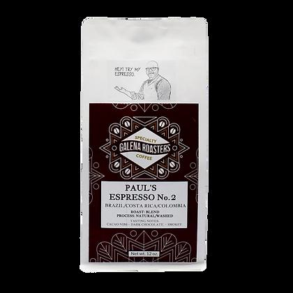Paul's Espresso No. 2