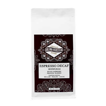 Espresso Decaf Honduras