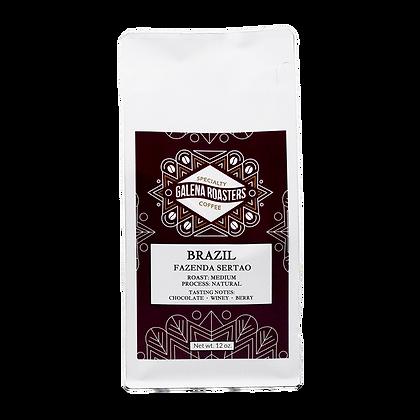 Brazil Fazenda Sertao