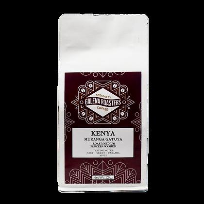 Kenya Muranga Gatuya
