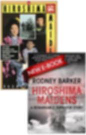 Hiroshima Maidens E-Book - Rodney Barker
