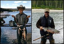 Rodney Barker Fishing