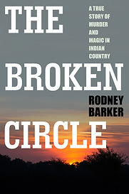 The Broken Circle - Rodney Barker