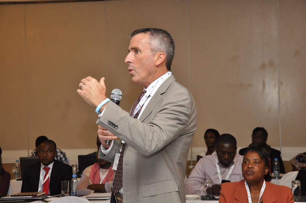 both ends believing Mark Schwartz African Summit 2018